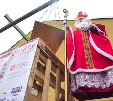 Charytatywna Loteria św. Mikołaja