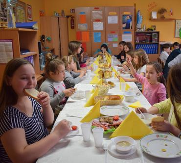 Wielkanoc w Ośrodkach Fundacji Szczęśliwe Dzieciństwo