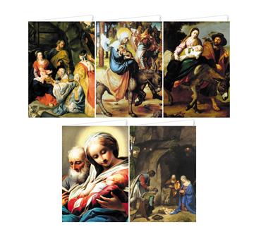 Kartki Boże Narodzenie 2018 – cegiełki na rzecz dobrego wychowania dzieci i młodzieży