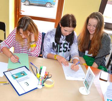 """Rozpoczynamy kolejny semestr realizacji projektu """"Szkoła Przedsiębiorczości""""!"""