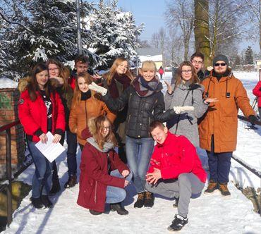 Ferie zimowe Akademii Młodzieżowej
