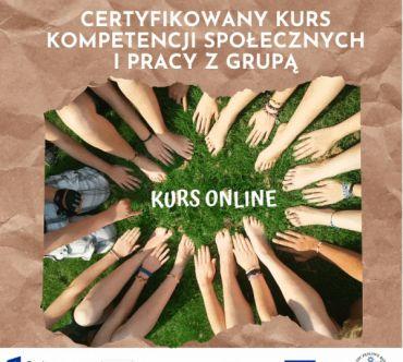 Rekrutacja na II turę Praktycznego Kursu Kompetencji Społecznych - kurs on-line