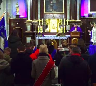 Inauguracja Służby Matce Bożej – nowego dzieła modlitewnego Akademii Młodzieżowej