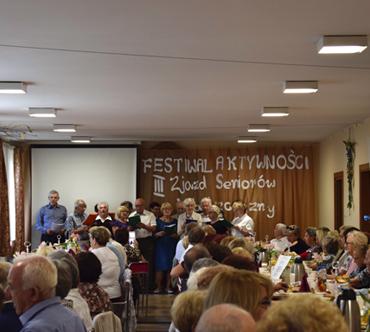 Festiwal Aktywności - III Zjazd Seniorów Lubelszczyzny
