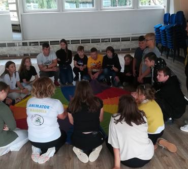 Przedsiębiorcza kultura czyli polscy i litewscy młodzieżowi animatorzy w działaniu